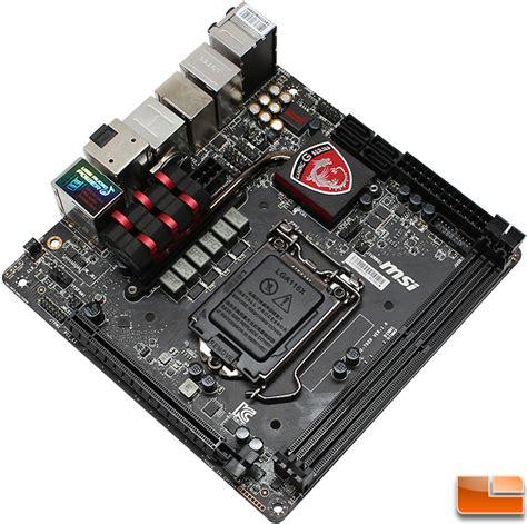 best mini itx gaming motherboard msi z97i gaming ac mitx motherboardmsi z97i gaming ac mitx
