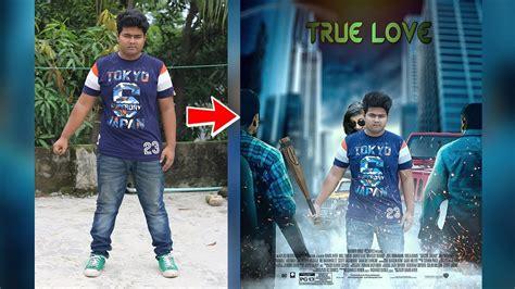 tutorial poster ff picsart picsart movie poster design tutorial true love picsart