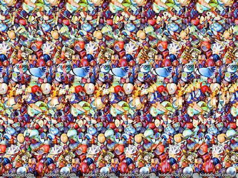 3d Pictures guess the stereogram images and