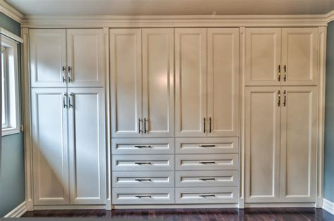 Built In Wall Closets by Built In Closet Traditional Closet Toronto By