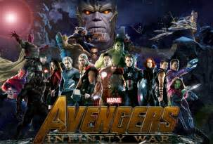 Infinity Wars Marvel Call Marvel S Infinity War Part 2 Cast Grows