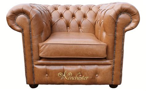 old armchair chesterfield low back club armchair old english tan leather