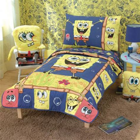 spongebob bed spongebob squarepants themed room design digsdigs