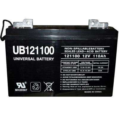 sealed lead acid car marine batteries batteries