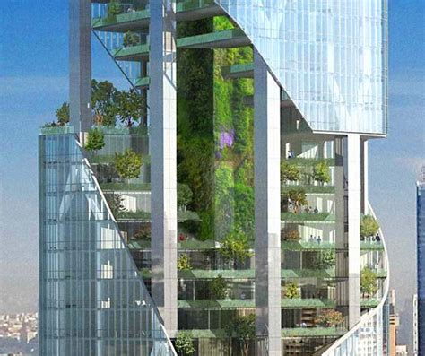 Vertical Garden Nyc Daniel Libeskind S Soaring Green Garden Tower For Nyc