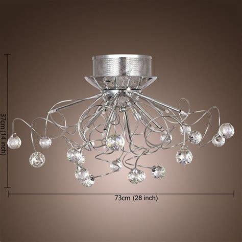 kristallleuchter decke gro 223 handel moderne kristall led kronleuchter leuchte decke