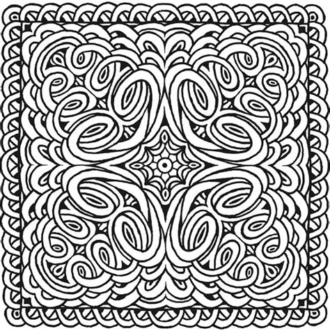 square mandala coloring pages free coloring pages of the square