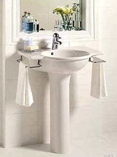 storage ideas for bathrooms with pedestal sinks 1000 images about pedestal sink storage ideas on pinterest pedestal sink pedestal