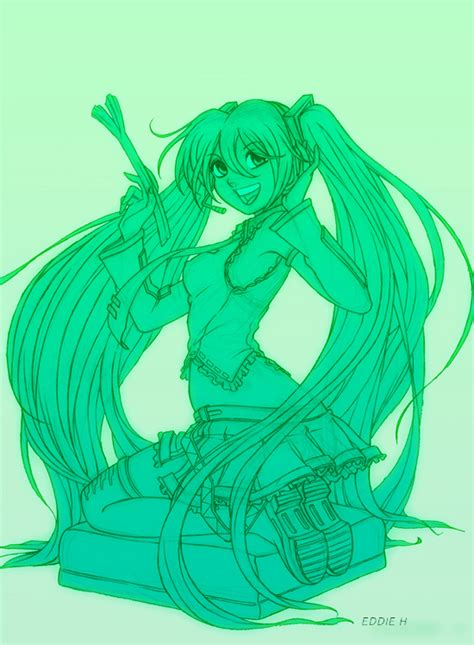 theme line vocaloid hatsune miku vocaloid lines by eddieholly on deviantart