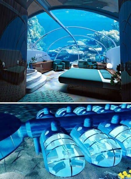 underwater bedrooms underwater house on tumblr