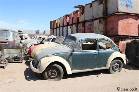 Volkswagen Salvage Yard by Interstate Vw Junkyard California Classiccult