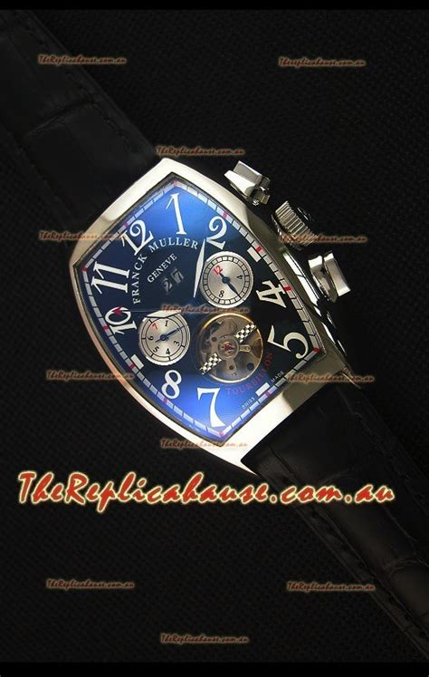 Franck Muller Master Complications Automatic 2 franck muller master of complications tourbillon japanese replica aus 2017 901315