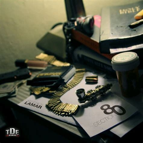 Section 80 Kendrick Lamar by Kendrick Lamar Section 80 Itunes Digital Booklet