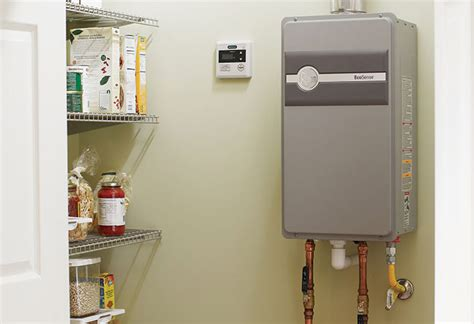 Buying Tankless Water Heaters at The Home Depot