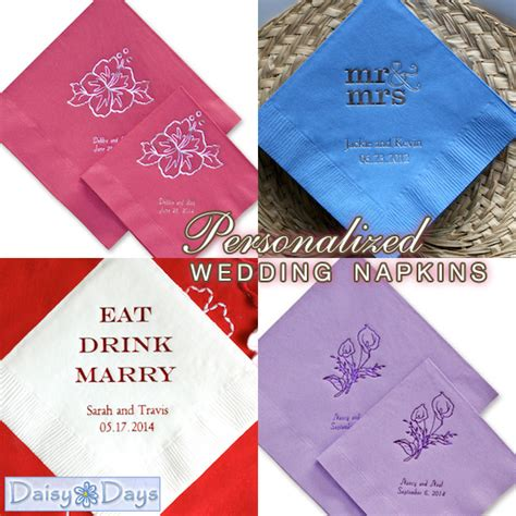 Wedding Napkins by Wedding Napkins Decoration