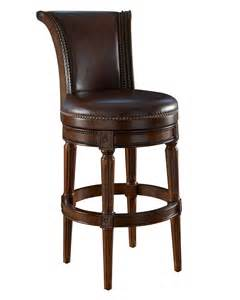 swivel leather bar stools leather swivel counter bar height stools club furniture