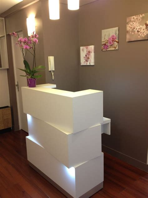 small reception desk for salon 50 reception desks featuring interesting and intriguing