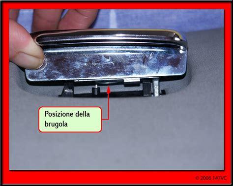 cassetto portaoggetti alfa 147 alfavirtualclub forum leggi argomento riparazione