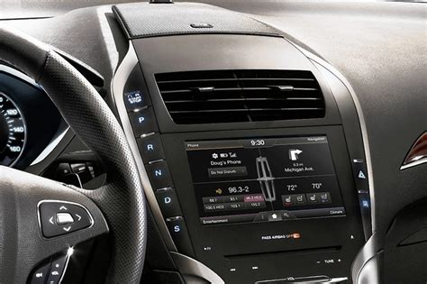 lincoln mkz shifter changing gears auto makers ditch familiar shift levers wsj