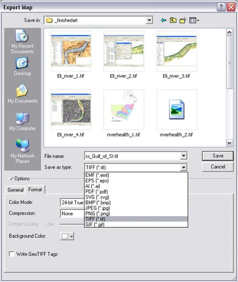 arcmap layout view background color esri arcwatch july 2008 tip of the month export maps