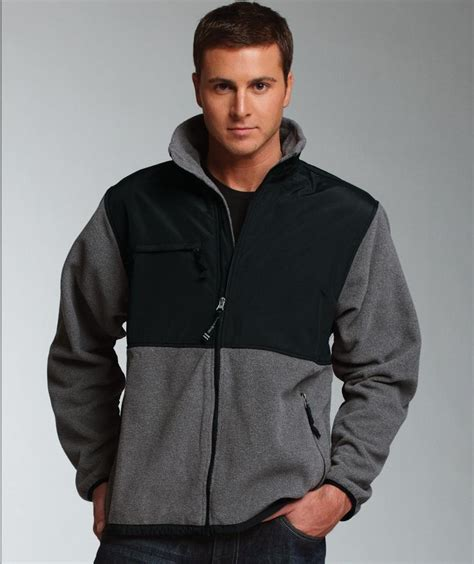 Jaket Fleece Atticus Black charles river apparel style 9931 s evolux fleece jacket casual clothing from the best