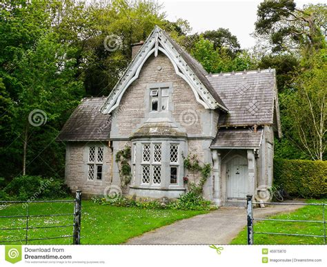 tudor style cottage killarney national park editorial image image 45975870