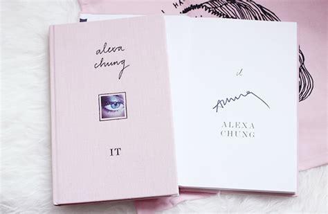 libro by alexa chung 4 libros recomendados para fashionistas instagramers
