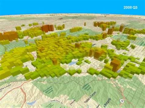 Redlands Mba Gis by Anatomy Of A Housing Crash The Of The California