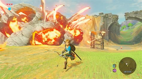 breath of the mais quand sortira the legend of breath of the lightningamer
