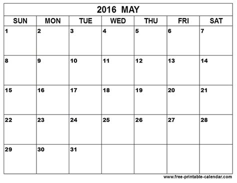 printable schedule may 2016 may 2016 calendar