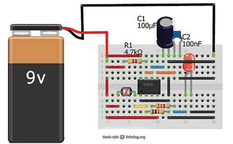 Automatic Night Light Clap Switch Using 3 Different Modules Build Circuit