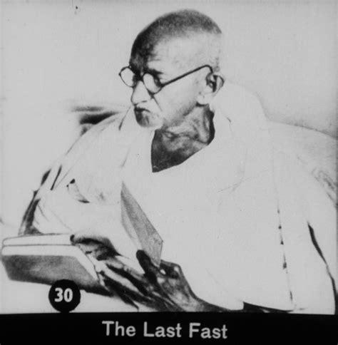 biography of gandhi ji pdf file gandhi fasting 1948 jpg wikimedia commons