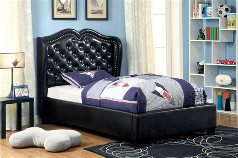 black twin beds black twin bed frame