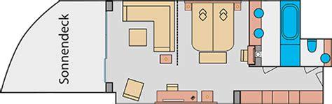 suite aida prima aidaprima kabinen und suiten bilder