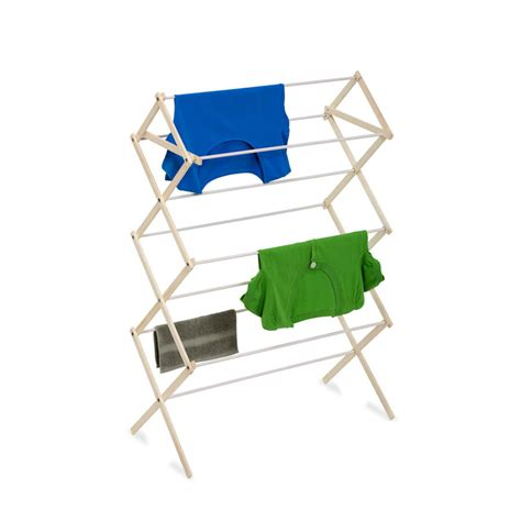 Home Power Drying Rack by Wooden Clothes Drying Rack Clotheslines