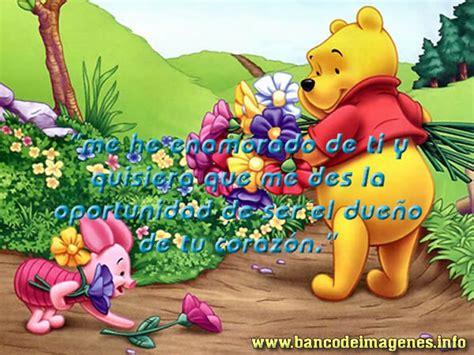 imagenes con frases bonitas de winnie pooh postales de amor winnie pooh banco de imagenes gratis