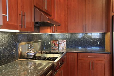 cherry wood kitchen cabinets kitchen modern with award