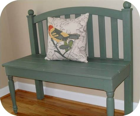 bed benches with storage diy bench from old door entry headboard bench something to do with our old headboard