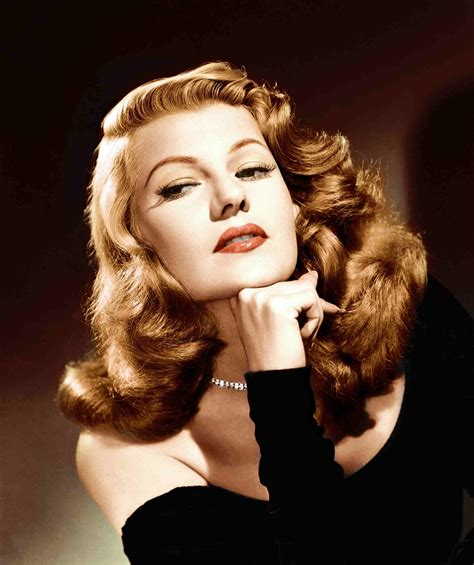 old hollywood glamour hairstyles tutorial watch this gilda 1946 starring rita hayworth