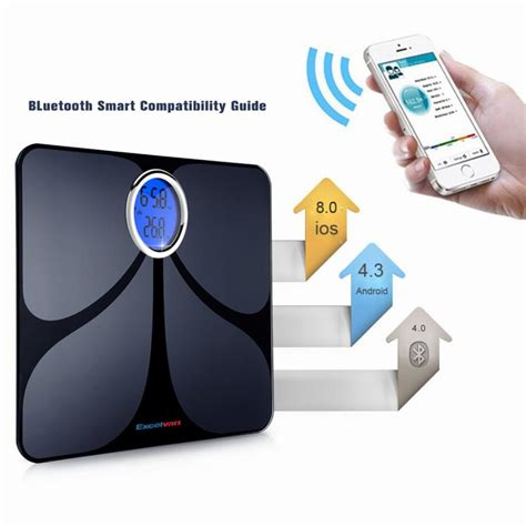 scale app for android excelvan bluetooth electronic scale 180kg 400lbs weight digital weighing scale app for ios