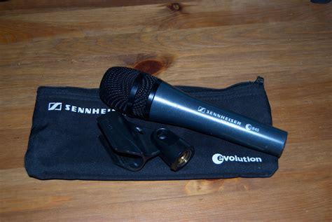Mic Kabel Sennheiser E 845 E845 E 845 Original e 845 sennheiser e 845 audiofanzine