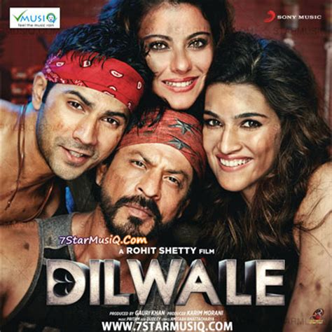 theme music dilwale dilwale 2015 hindi movie cd rip 320kbps mp3 songs music