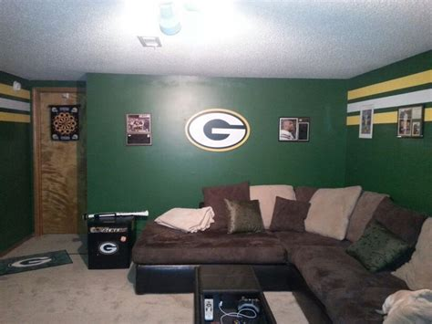 green bay packers bedroom ideas 11 best football room images on pinterest greenbay