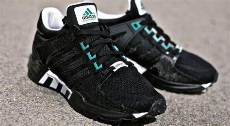Adidas Original Eqt 93 Support Rf Primeknit Bnib adidas eqt support 93 classic black the awesomer