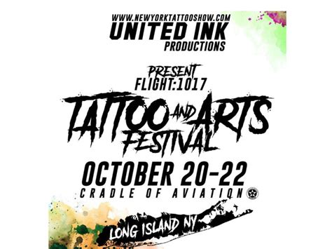 garden city tattoo united ink festival returns to cradle of aviation