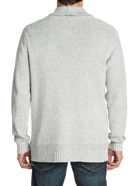 Sweater Quiksilver Original shawl knit sweater eqysw03023 quiksilver