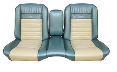 1965 mustang seat covers seat upholstery imported 1965 66 mustang pony seat