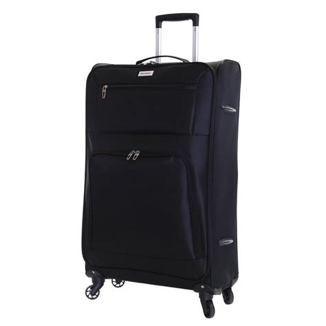 lightweight cabin luggage lightweight 4 wheeled large cabin trolley luggage