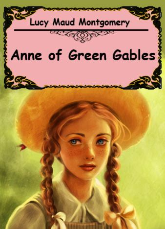 Of Green Gables By Montgomery of green gables epub us books you