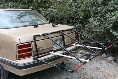 Diy Car Bike Rack by Mtb Diy Singletracks Mountain Bike News